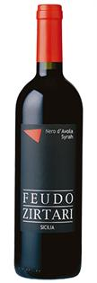 Feudo Zirtari Nero d'Avola Syrah 2013 750ml - Case of...
